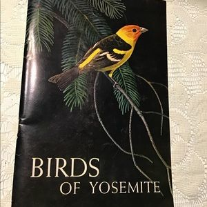 BIRDS OF THE YOSEMITE NATIONAL PARK by Stebbins,C.